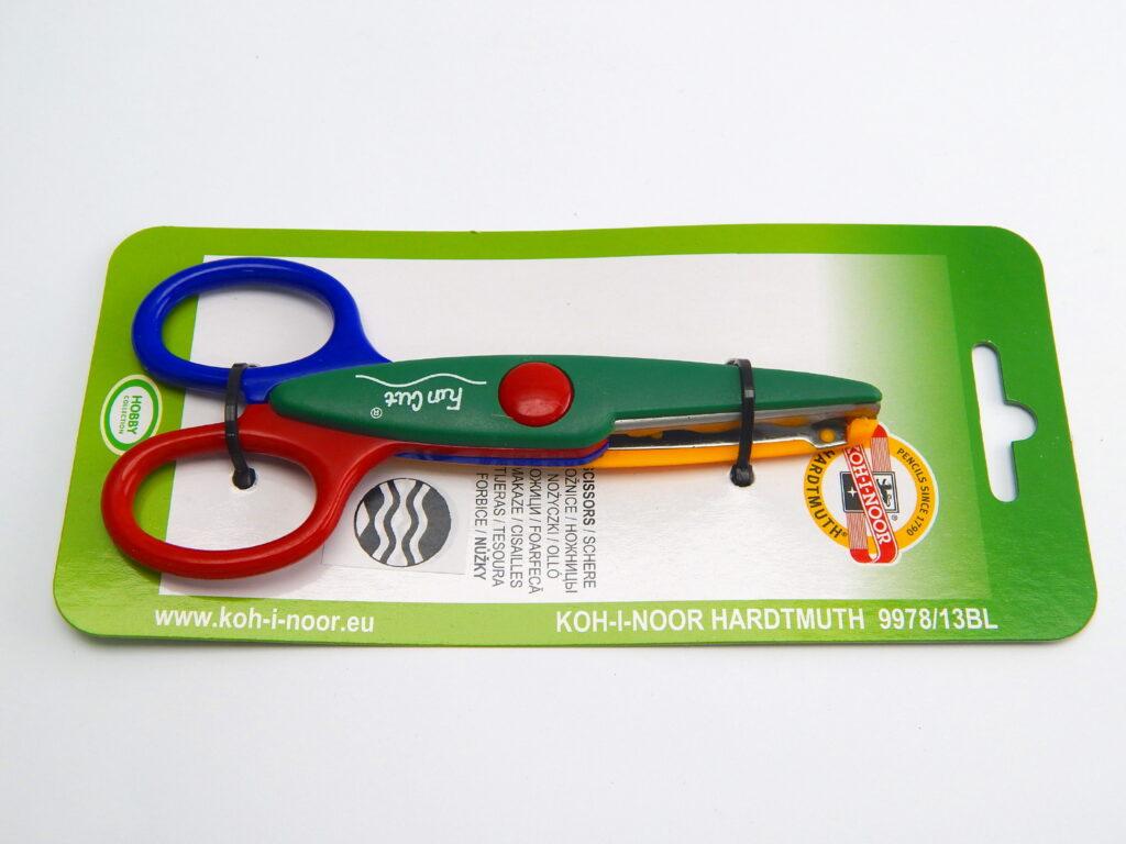 Nůžky 997813 12.7cm dekorační /CP28/